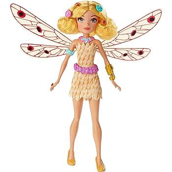 Mia E ME BAMBOLA MO Elf con gli occhi di vetro accessori 6x Anello giocattolo da collezione