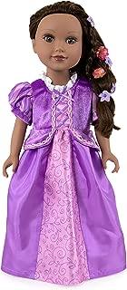 Little Adventures Rapunzel Princess Doll Dress