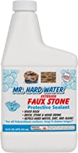 Mr. Hard Water Faux Stone Exterior Sealer Hard Water Protector, 16 oz