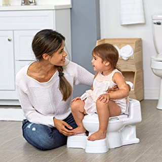 The First Years Super Pooper Plus Potty, White, Piece of 1