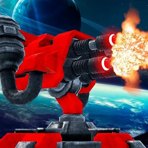Sci Fi Tower Defense. Module TD 2