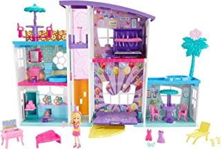 Polly Pocket Poppin' Party Pad is a Transforming Playhouse! [Amazon Exclusive]