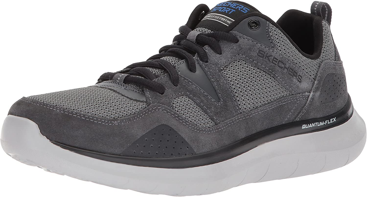 Skechers Mens Quantum Flex Country Walker Oxford