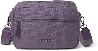 Baggallini Quilted Crossbody