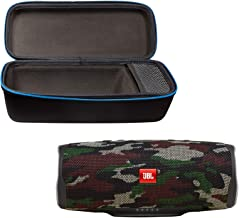 JBL Charge 4 Portable Waterproof Wireless Bluetooth Speaker Bundle with divvi! Charge 4 Protective Hardshell Case - Camouflage