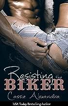 Resisting the Biker (An Alpha Motorcycle Club Romance) Book One: (The Biker Series)