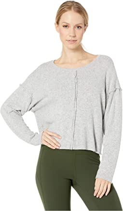 Heather Gray Fleece