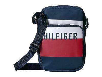 Tommy Hilfiger Keys iPhone Crossbody (Multi) Handbags