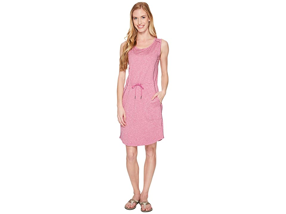 Columbia Wander More Dress (Bright Lavender) Women