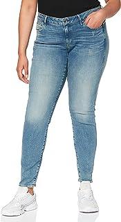 G-STAR RAW Midge Zip Mid Taille Skinny Jeans