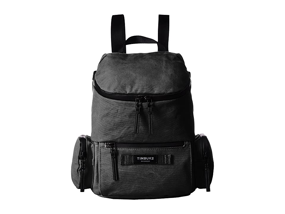 Timbuk2 Canteen Pack Canvas (Jet Black) Backpack Bags