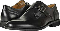 Nunn Bush Sabre Plain Toe Monk Strap