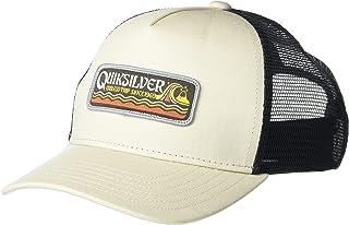 قبعة سائقي الشاحنات الرجالية من Quiksilver مطبوع عليها Tweak Slanders Snapback