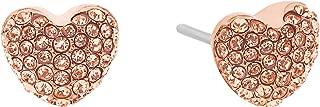 Best michael kors rose gold tone crystal stud earrings Reviews