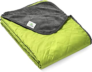 Last Lake Camping Blanket - Waterproof, Cozy, Outdoor Blanket Functions As Camp Blanket, Picnic Blanket, Stadium Blanket