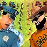 US Police Battle Simulator: Epic Battle Sim