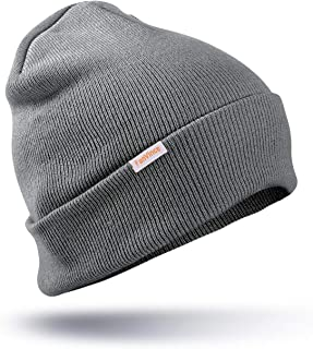 Casual Beanie Acrylic Knit Winter Hats Warm Gifts for Men and Women