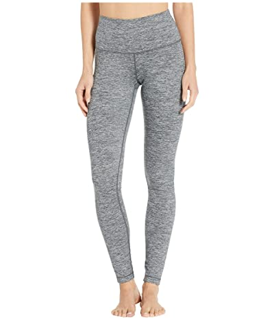 Lole Half Moon High-Waist Leggings (Foxhound Heather) Women