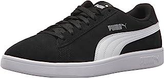 Puma Men's Smash V2 Buck Ankle-High Fashion Sneaker [並行輸入品]