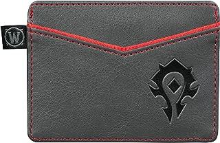 JINX World of Warcraft Horde Travel Card Wallet, Standard Size