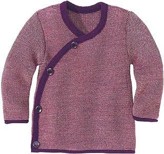 Grau. 50 cm//56 cm Disana Combinaison en laine m/érinos pour b/éb/é