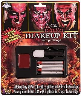 Forum Novelties Demon and Devil Makeup Kit & Accessories