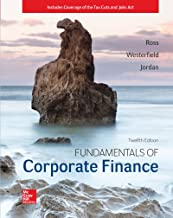 Loose Leaf for Fundamentals of Corporate Finance (Mcgraw-hill Education Series in Finance, Insurance, and Real Estate)