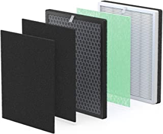 RENPHO Air Purifier Replacement Filter Set for Models RP-AP001/ RP-AP001S/ RP-AP002, Exclusively for Mold Bacteria
