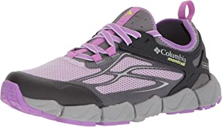 Women's Fluidflex X.S.R. Trail Running Shoe, Phantom Purple, Nappa Green, 9.5 B US