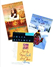 How the Garcia Girls Lost their accents, Finding Miracles, How Tia Lola Came to Stay (Book Sets : Grade 7 - 12)