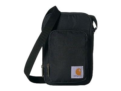 Carhartt Legacy Crossbody Organizer (Black) Handbags