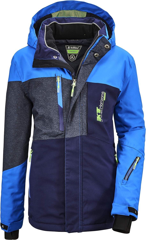 Ni/ños Killtec Glenshee Bys Ski Jckt A Chaqueta funcional con capucha y paranieves