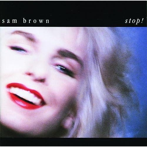 Stop! by Sam Brown on Amazon Music - Amazon.co.uk