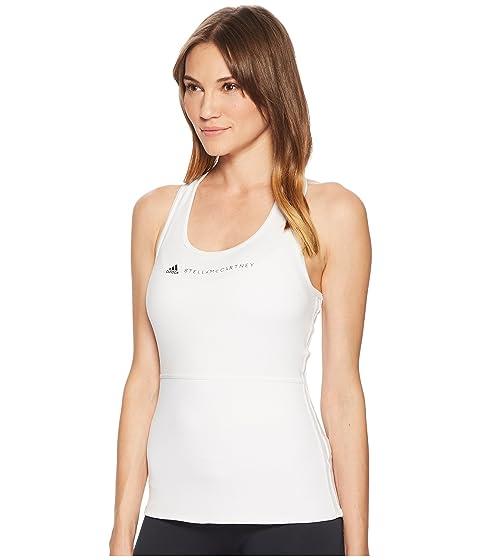 adidas Camiseta Performance de CF4154 Stella sin McCartney blanca Essentials mangas EqqFAwS