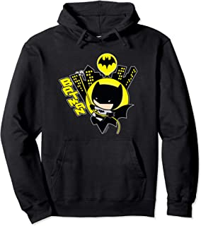 DC Comics Chibi Batman Swinging Sweat à Capuche