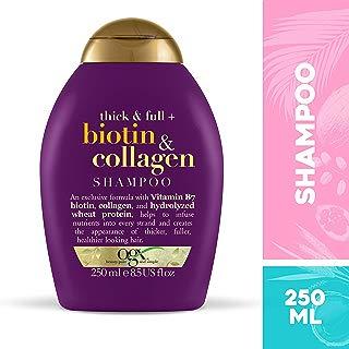 Shampoo Biotin & Collagen, 250 ml, OGX