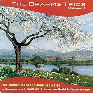 Brahms Trios, Vol I