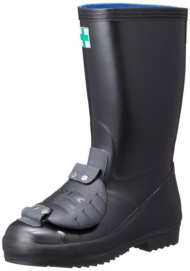 研究所賃金魅惑的な安全長靴 JIS規格 甲プロテクタ付 966甲プロMII