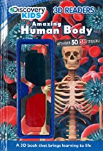 Amazing Human Body (Discovery Kids 3D Readers)