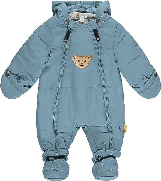 Steiff Unisex Baby Mit S/ü/ßer teddyb/ärapplikation Schneeanzug