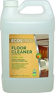 Earth Friendly Products Proline PL9725/04 Floor Kleener Hardwood and Hard Surface Floor Cleaner, 1 gallon Bottles (Case of 4)