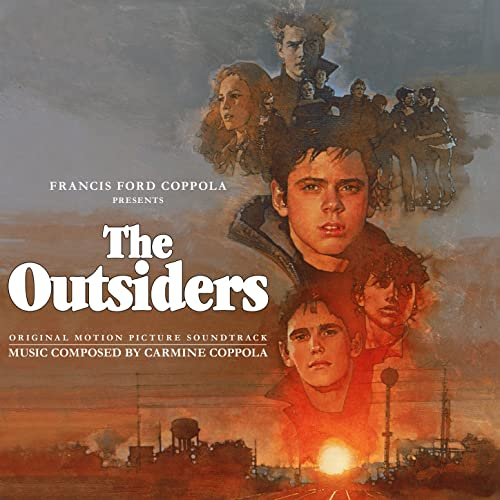 The Outsiders (Original Motion Picture Soundtrack) von