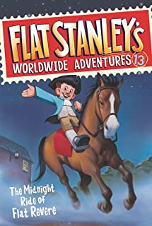 Flat Stanley's Worldwide Adventures #13: The Midnight Ride of Flat Revere (English Edition)