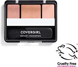 COVERGIRL Instant Cheekbones Contouring Blush Sophisticated Sable 240, 0.29 Ounce,1 Count
