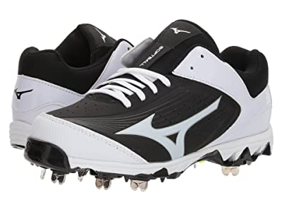 Mizuno 9-Spike(r) Swift 5 (Black/White) Women