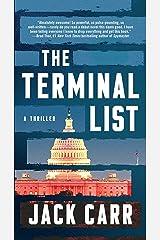 The Terminal List: A Thriller Kindle Edition