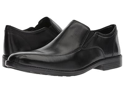 Bostonian Birkett Step (Black Leather) Men
