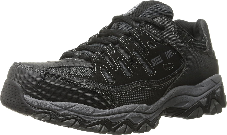 Skechers Men's Cankton-u Industrial shoes