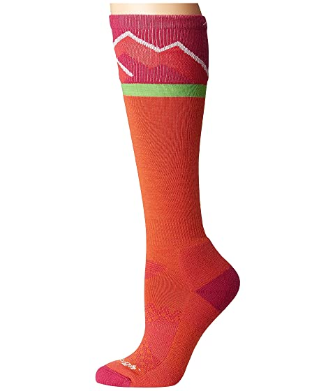 Top Coral Darn Vermont Calcetines Cushion Tough Mountain qqCnBH0