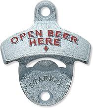 Wall Mounted Open Beer Here Starr X Bottle Opener Bar